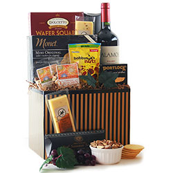 The Art of Wine - Wine Gift Basket