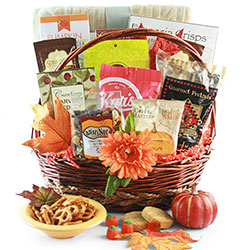 Autumn Splendor - Fall  Gift Basket
