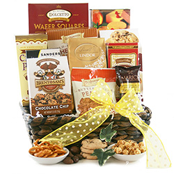 Avenue of Sweets - Chocolate Gift Basket