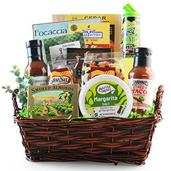 Backyard BBQ - Grilling Gift Basket