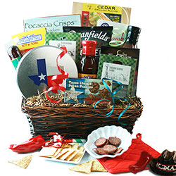 Texas gift baskets texas country gift baskets diygb barbeque party grilling gift basket negle Image collections