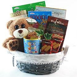 Bear Hug - Gourmet Gift Basket