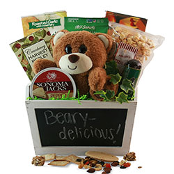 Bearylicious - Gourmet Gift Basket