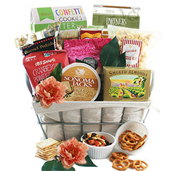 Just for Mom Mothers Day Basket