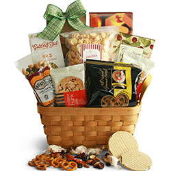 Best Snack Basket for Dad