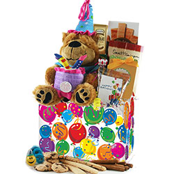 Birthday Seranade - Birthday Gift Basket