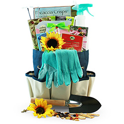 Bless My Bloomers - Gardening Gift Basket