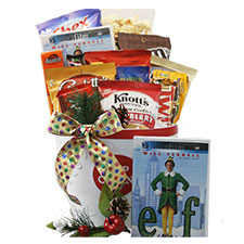 Blitzens Rush Holiday Movie Baskets