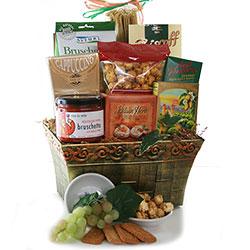 Bon Appetit - Italian Gift Basket
