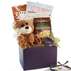 Bored Silly - Get Well Gift