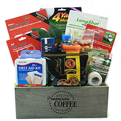 Born to Golf - Golf Gift Basket