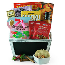 Breakfast in Bed - Gourmet Gift Basket