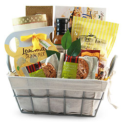 Breakfast Delight - Breakfast Gift Basket
