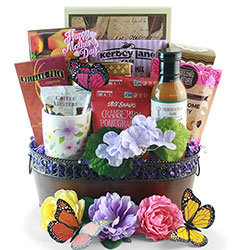 Breakfast for Mom - Mothers Day Gift Basket
