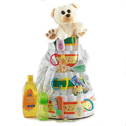Bundle of Joy - Diaper Cake