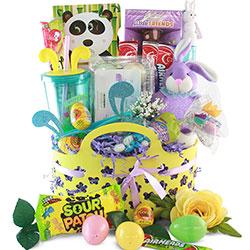 Bunny Hop - Easter Gift Basket