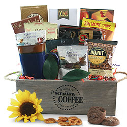 Cafe Amore - Coffee Gift Basket