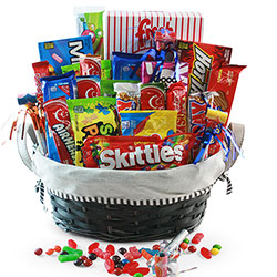 Candy Explosion - Candy Gift Basket