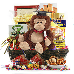 Celebrations in the Mist Graduation Basket