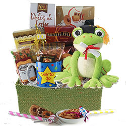 Celebration Snacks Graduation Basket