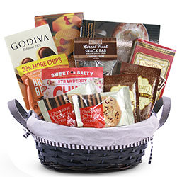 Chocolate Bliss - Kosher Chocolate Gift Basket