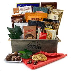 Coffee gift baskets gourmet coffee lovers gift baskets diygb chocolate coffee chocolate gift basket negle Choice Image
