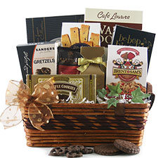 Chocolate Inspirations - Chocolate Gift Basket