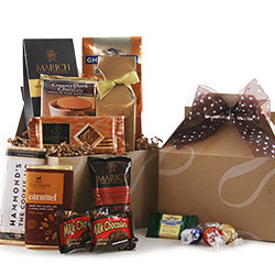 Chocolate Wishes - Chocolate Gift Basket