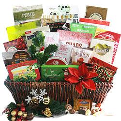 Christmas Gala   - Christmas Basket