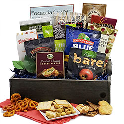 Executive Snack Gift Baskets