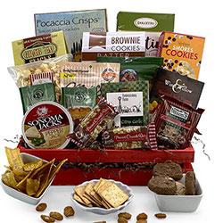 Class Act - Gourmet Gift Basket