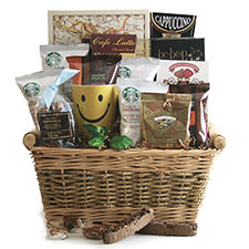 Coffee Combo - Coffee Gift Basket