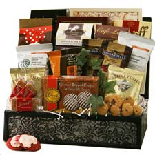 Coffee Dreamin - Coffee Gift Basket