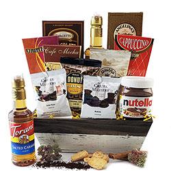 Coffee & Nutella  - Coffee Gift Basket