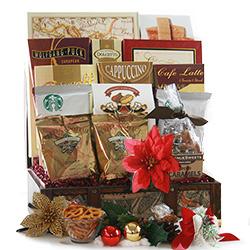Coffees of Christmas Christmas Baskets
