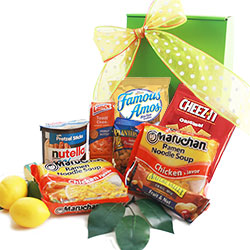 College Care Package Treats -  Gifts for Students