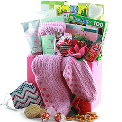 COVID Valentines for Her Gift Basket