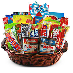 Craving Killer - Chocolate Gift Basket