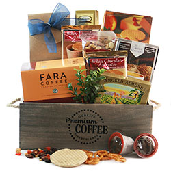Crazy About K-Cups Coffee Basket