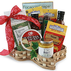 Deep in the Heart - Texas Gift Basket