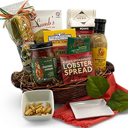 Gourmet gift baskets unique gourmet food gifts diygb dinner time italian gift basket solutioingenieria Images