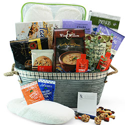 Doctor in the House - Get Well Gift Basket