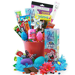 Easter Madness Gift Basket