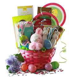 Gift baskets by design it yourself gift baskets easter sensation easter gift basket negle