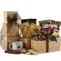 Espresso Coffee Gift Baskets