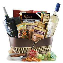 The Executive - Wine Gift Basket