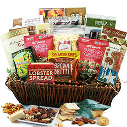 Admin Gourmet Baskets