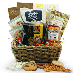 Executive Snacker Snack Baskets