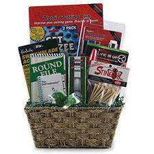 The Fairway - Golf Gift Basket