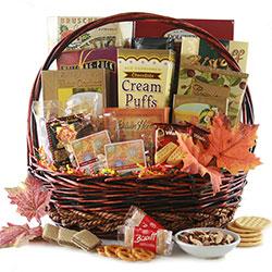 Fall Classics - Fall Gift Basket